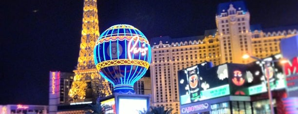 The Las Vegas Strip is one of Go Ahead, Be A Tourist.