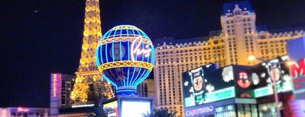 The Las Vegas Strip is one of Seyahat.