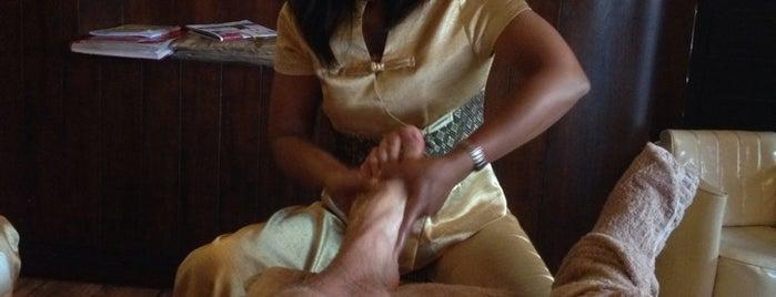 SIAM Massage is one of Lieux qui ont plu à En.