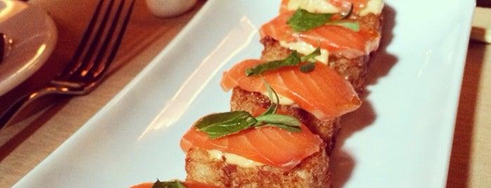 Mercer Kitchen is one of The Best of SoHo/Nolita.