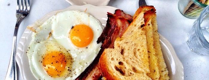 Peels is one of NYC Breakfast Recs (for a friend).