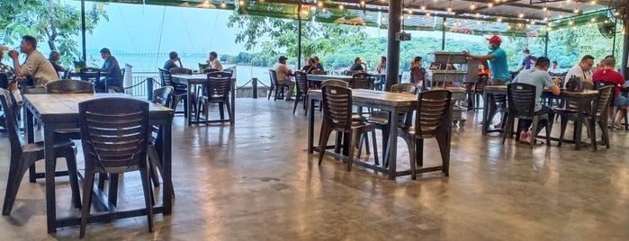 Penang Fisherman's Wharf 槟城渔人码头 is one of Kuliner Penang.