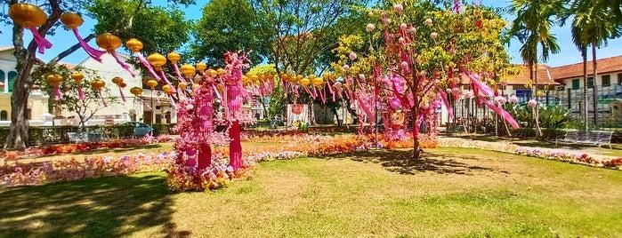 Armenian Park is one of Penang Malezya.
