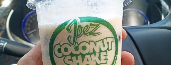 Joez Coconut is one of Penang.