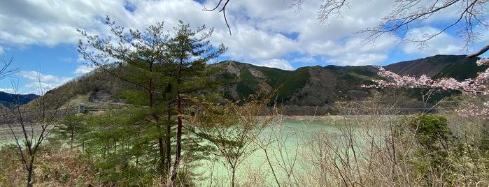 岩屋ダム is one of Orte, die Shigeo gefallen.