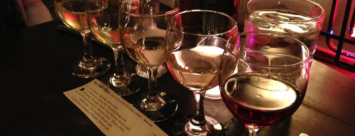 Just a Taste Wine & Tapas Bar is one of Finger Lakes.