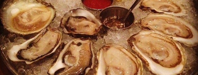 Island Creek Oyster Bar is one of Boston x Down in Beantown.