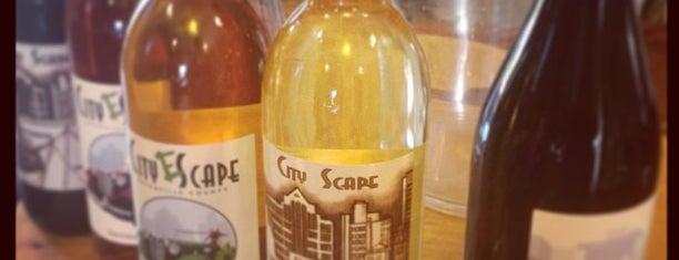 City Scape Winery is one of Posti salvati di Debbie.