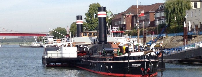 Museumsschiff Oscar Huber is one of Ships modern.