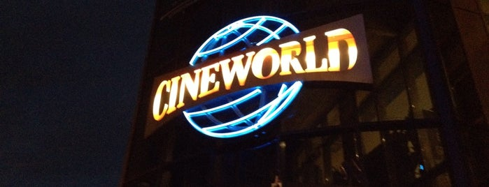Cineworld is one of Orte, die Jen gefallen.