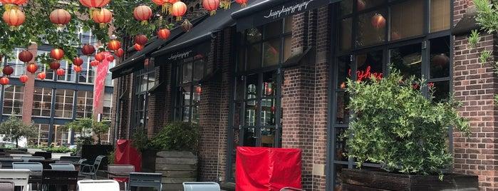 HappyHappyJoyJoy East is one of To Eat (Asian).