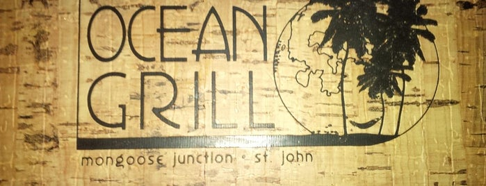 Ocean Grill is one of U.S. Virgin Islands.
