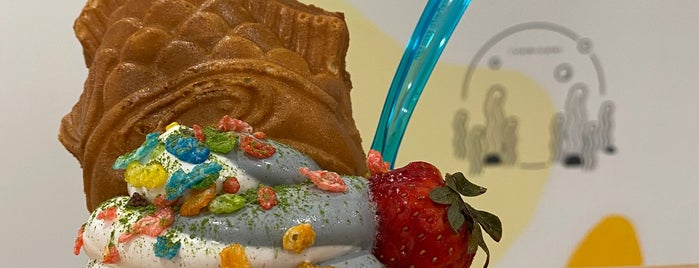Somi Somi Soft Serve & Taiyaki is one of Savannah's Liked Places.