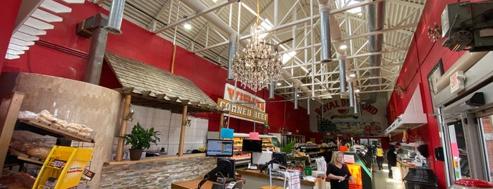 Wigley's Meats & Produce is one of Detroit Favs.