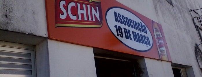 Associação Desportiva 19 de Março is one of Posti salvati di Abdias.