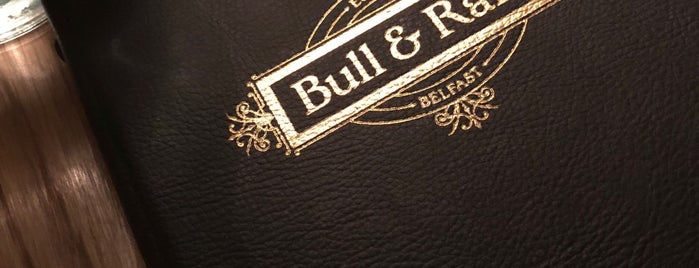 Bull & Ram is one of Belfast.