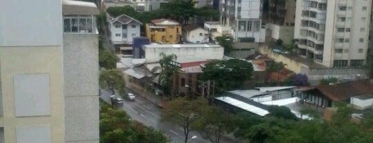 My Place Savassi Hotel is one of Ótimos hotéis de Belo Horizonte.