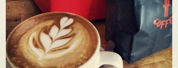 Sam James Coffee Bar is one of Toronto.