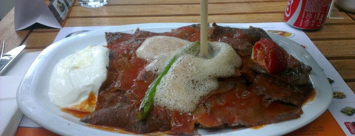 HD İskender is one of Locais curtidos por Serhat.