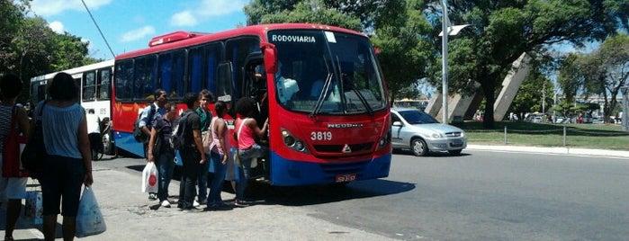 Ponto de Ônibus do Iguatemi (fresquinho) is one of Posti che sono piaciuti a Cariina.