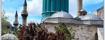 Museo Mevlana is one of Lugares favoritos de Mehmet.