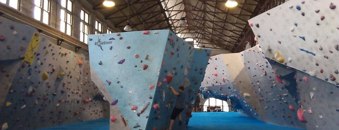 Depot Climbing Centre is one of Rock Climbing Gyms.