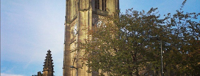 Manchester Cathedral is one of Manchester City Break.