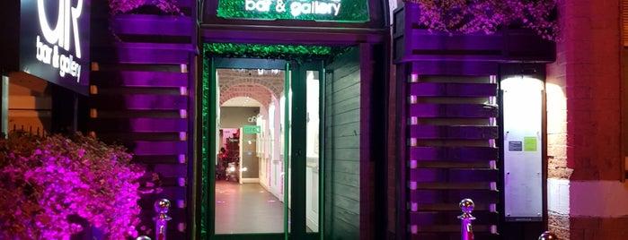 Ana Rocha Bar & Gallery is one of Brumm-E-xplore.