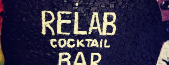 ReLab Cocktail Bar is one of Kazan.
