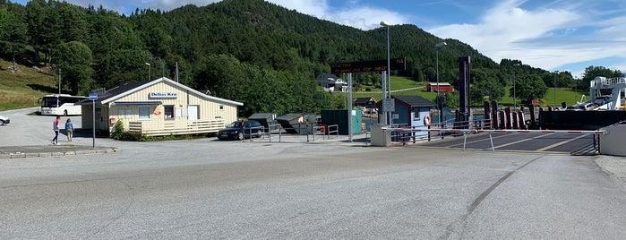 Sølsnes fergekai is one of Norge 2019.