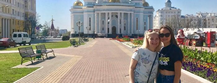 Кафедральный собор святого праведного воина Фёдора Ушакова is one of Raminaさんのお気に入りスポット.