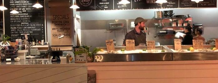 The Shop - Raw Bar & Shellfish Market is one of Portland, Maine.