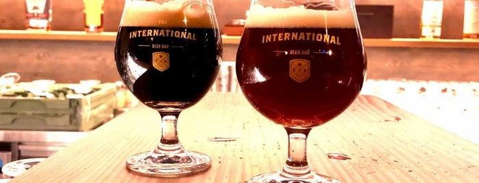 The International Beer Bar is one of breweries, beer pubs & beer shops - kanton Zürich.