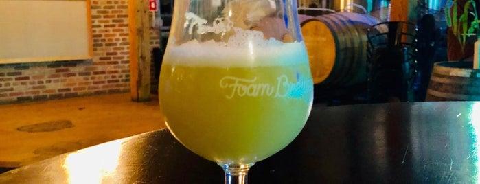 Foam Brewers is one of Carmen : понравившиеся места.