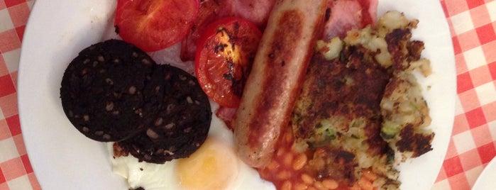 Terry's Cafe is one of Breakfast/Brunch in London.