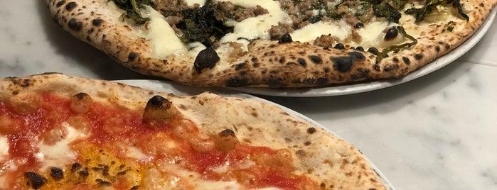 L'antica Pizzeria Da Michele is one of Europe // 50 Top Pizza.