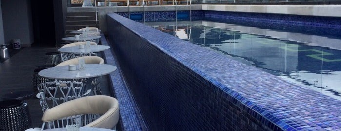 Hotel EXE Bacatá 95 is one of Mariana : понравившиеся места.