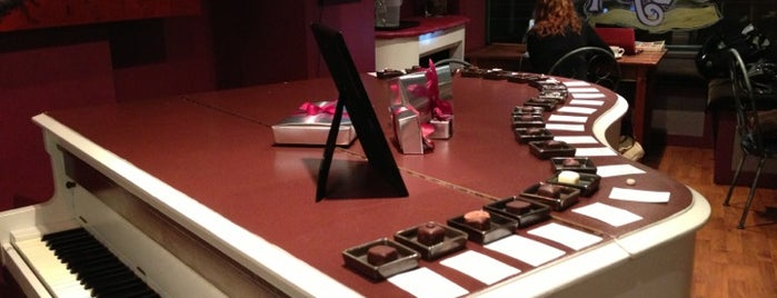 CocoaNymph Chocolates & Confections is one of A Guide to Vancouver (& suburbia).
