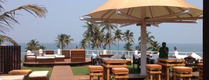 Terrace is one of Goa.