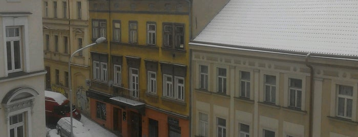 Praha 3 is one of สถานที่ที่ Денис ถูกใจ.