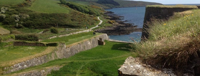 Charles Fort is one of Kinsale.