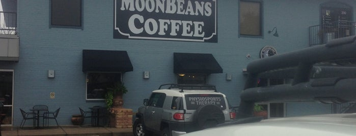 MoonBeans Coffee is one of McAllen.