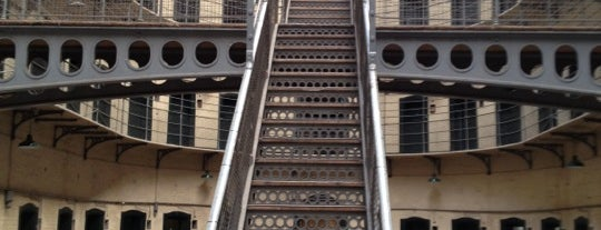Kilmainham Gaol is one of Hans Zimmer — Irish Pub.