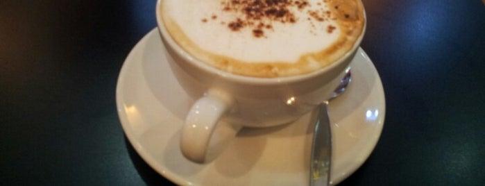 Italian Job Coffee is one of สถานที่ที่ Nikita ถูกใจ.