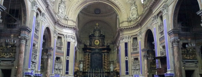 Chiesa di San Filippo Neri is one of FaiMarathon Torino.