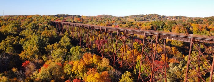 Moodna Viaduct is one of Upstate.