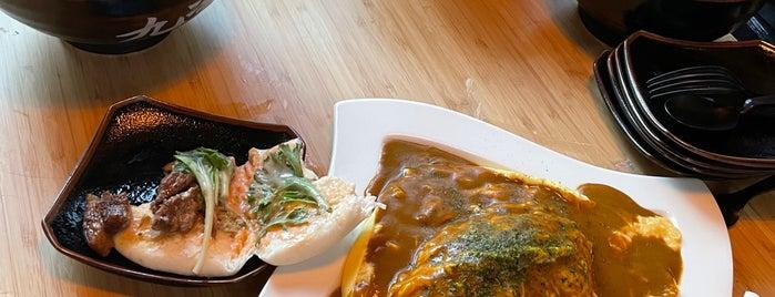Kyuramen·九汤屋 is one of Queens restaurants.