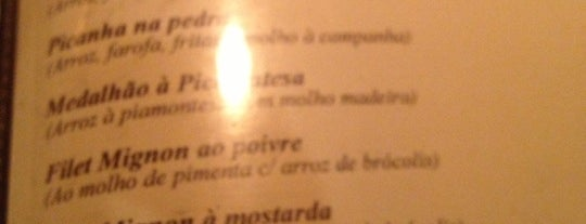 Cilico's Casa da Picanha is one of Posti che sono piaciuti a M.a..
