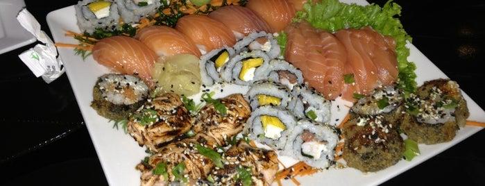 Ninja Sushi is one of Locais curtidos por Danilo.