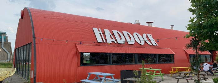 Haddock is one of Z☼nnige terrassen in Amsterdam❌❌❌.
